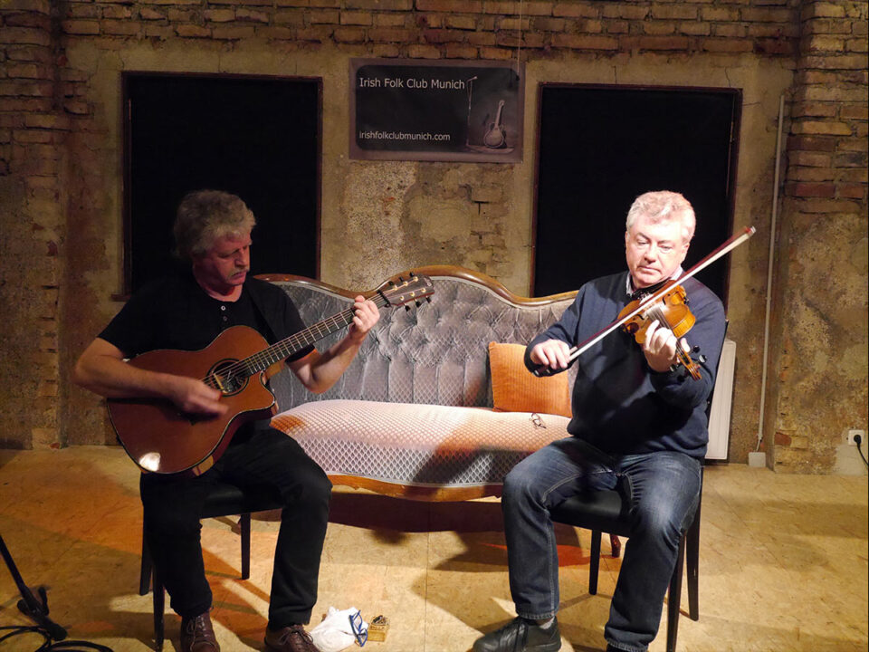 Gerry O'Connor & Gilles Le Bigot
